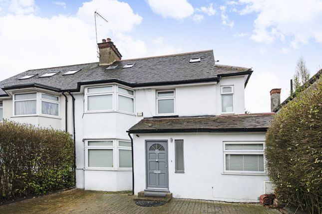 Thumbnail Property to rent in The Vale, Cricklewood