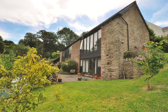 Thumbnail Barn conversion for sale in Bigbury, Kingsbridge, South Devon