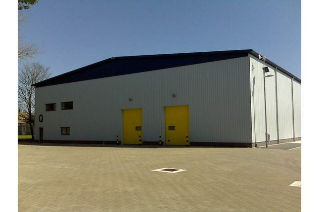 Thumbnail Light industrial for sale in Unit Q Oyo Industrial Estate, Littlehampton