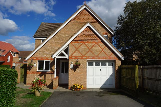 Thumbnail Detached house for sale in Morris Close, Leicester