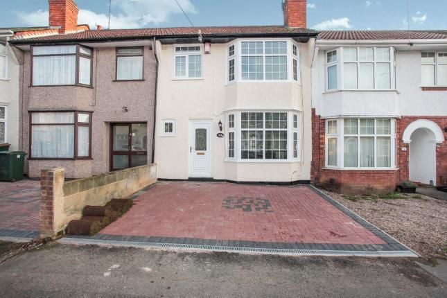 Terraced house in  Paxton Road  Coundon  Coventry  West Midlands  Birmingham