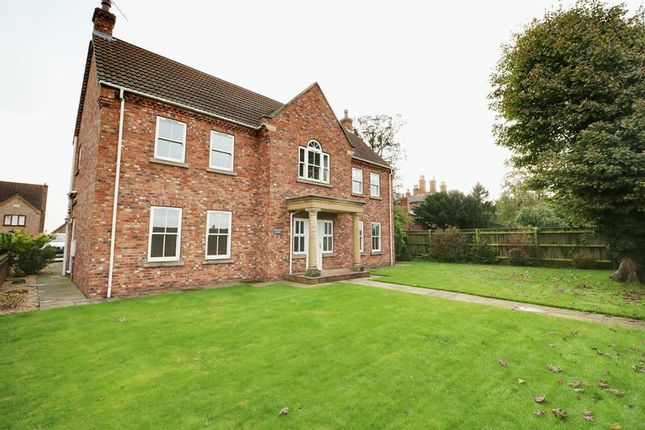 Thumbnail Detached house for sale in Castlethorpe, Scawby Brook, Brigg