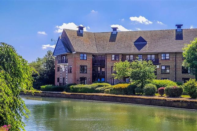 Thumbnail Flat for sale in Wickhams Wharf, Ware, Hertfordshire