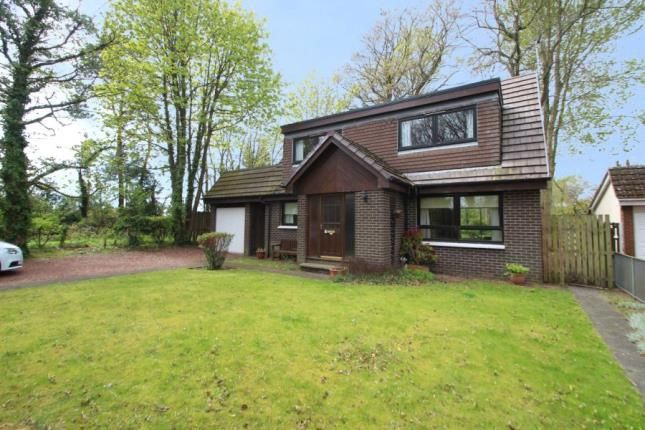 Thumbnail Detached house for sale in Kidsneuk Gardens, Irvine, North Ayrshire