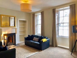Thumbnail Flat to rent in Charlotte Street, Perth, Perthshire