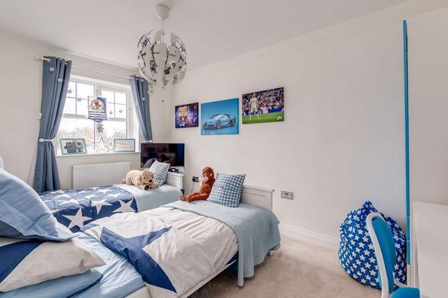 Bedroom Three of Stansfield Drive, Euxton PR7