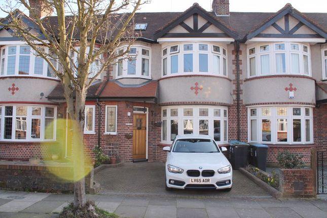 5 bed terraced house for sale in Ash Grove, Enfield EN1