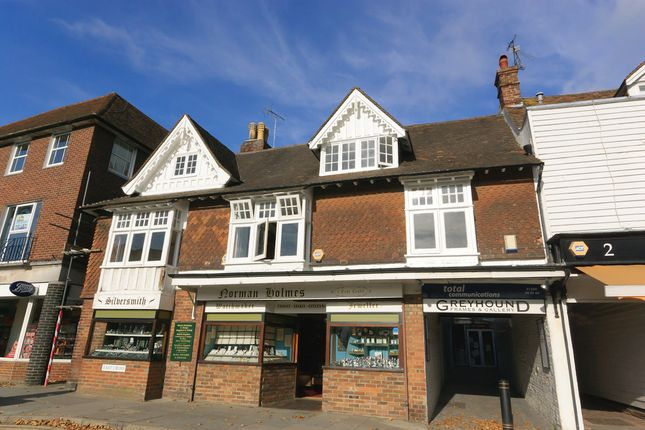 Thumbnail Flat to rent in East Cross, Tenterden