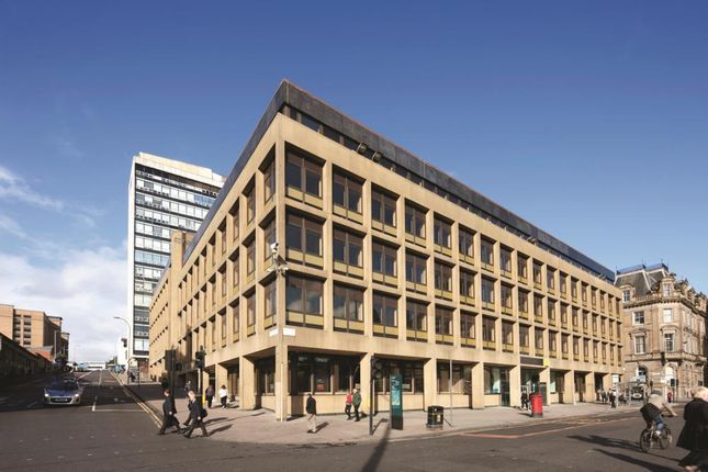 Office to let in George House, 50 George Square, Glasgow