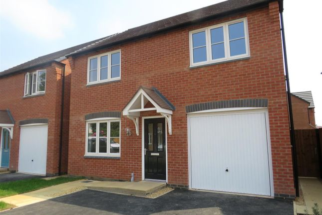 Thumbnail Detached house to rent in Academy Drive, Hillmorton, Rugby