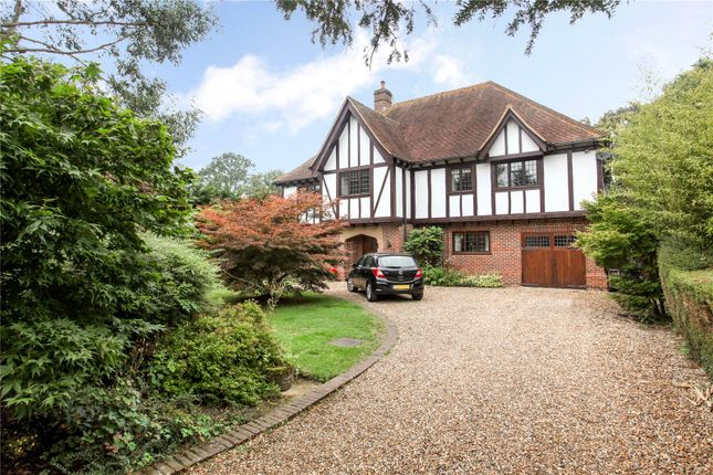 Thumbnail Detached house for sale in Pennymead Rise, East Horsley, Leatherhead, Surrey