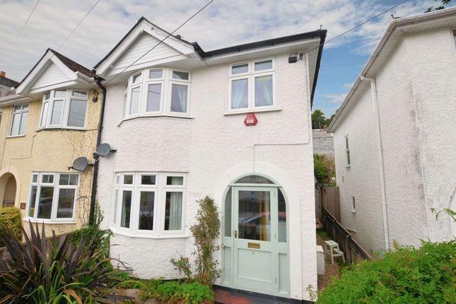 Thumbnail Semi-detached house for sale in Chapel Street, Tavistock