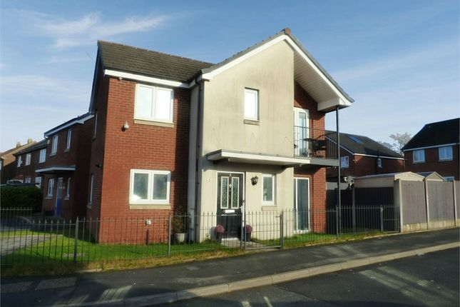 Thumbnail Detached house for sale in Latrigg Crescent, Middleton, Manchester, Lancashire