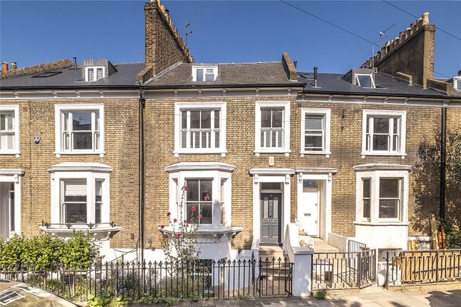 Thumbnail Terraced house for sale in Fitzwilliam Road, London