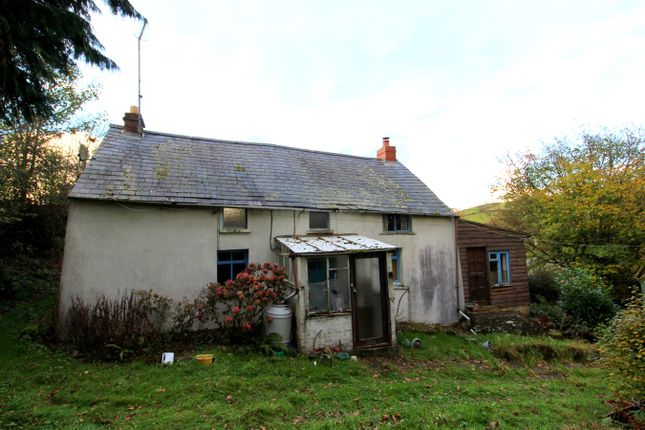 Thumbnail Detached house for sale in Llwynygroes, Tregaron