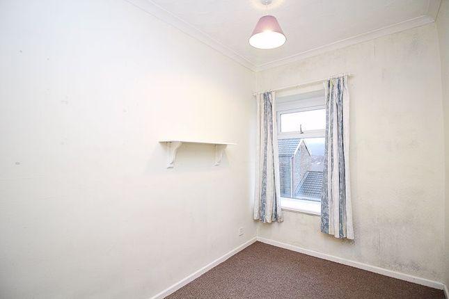 Bedroom Three of Danygraig Street, Graig, Pontypridd CF37