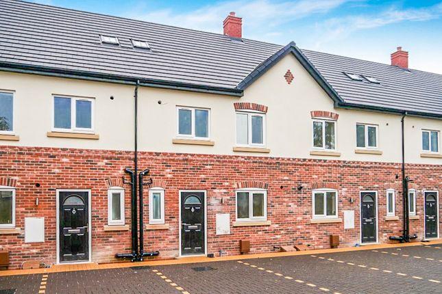 Thumbnail Terraced house to rent in Rope Lane, Shavington, Crewe