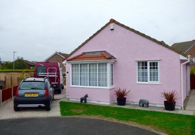 Thumbnail Detached bungalow for sale in Acorn Garden, Heaton With Oxcliffe, Morecambe