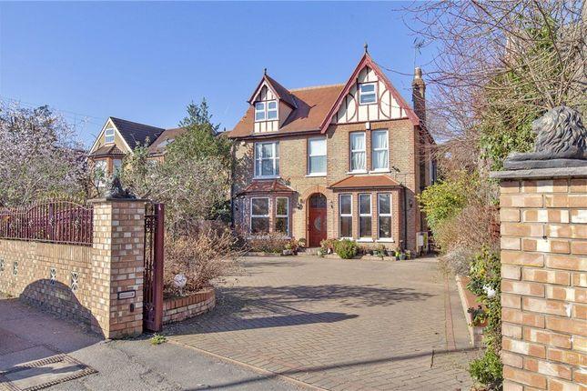 Thumbnail Detached house for sale in Fordbridge Road, Ashford, Middlesex