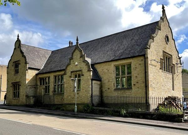 Thumbnail Office for sale in The Chapel, Wyke Old Lane, Bailiff Bridge, Brighouse