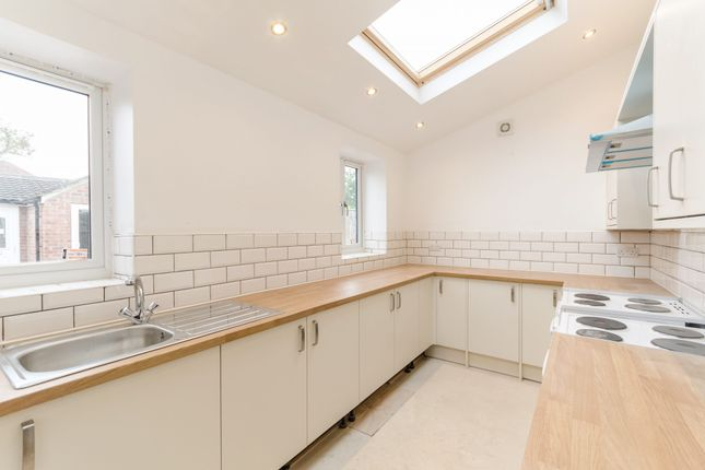 Thumbnail Terraced house for sale in Wilberforce Avenue, York