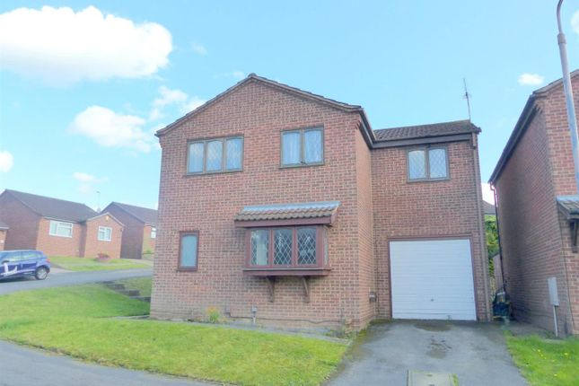 Thumbnail Detached house to rent in Little Hollies, Forest Town, Mansfield