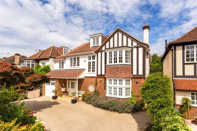 Thumbnail Detached house for sale in Highdown Road, Putney, London