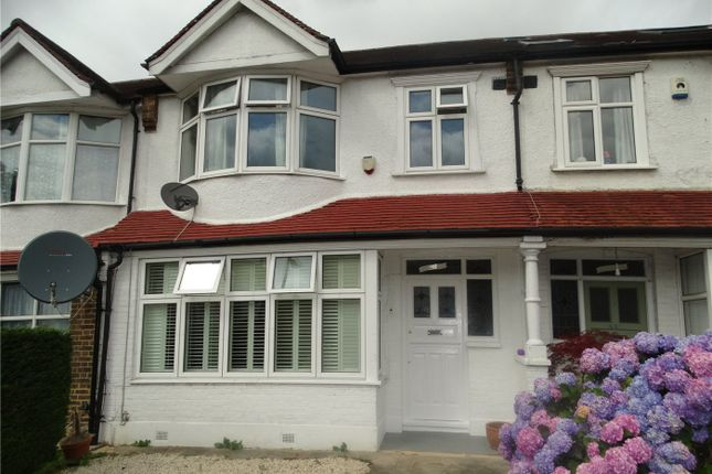 3 bed terraced house to rent in Upper Elmers End Road, Beckenham BR3