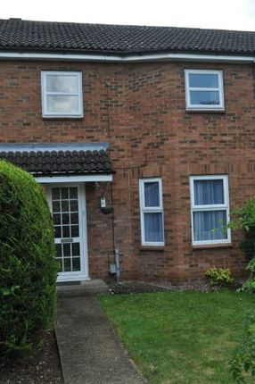 Thumbnail Terraced house to rent in Mill Green Road, Welwyn Garden City