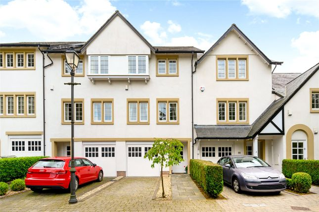 Thumbnail Mews house for sale in Lilybrook Drive, Knutsford, Cheshire