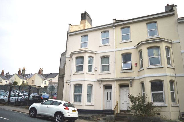 Thumbnail Flat to rent in Keyham Road, Plymouth