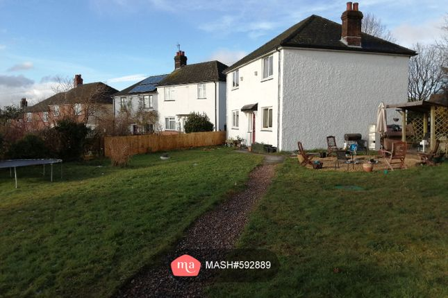 Thumbnail Detached house to rent in Wesley Way, Devauden, Chepstow