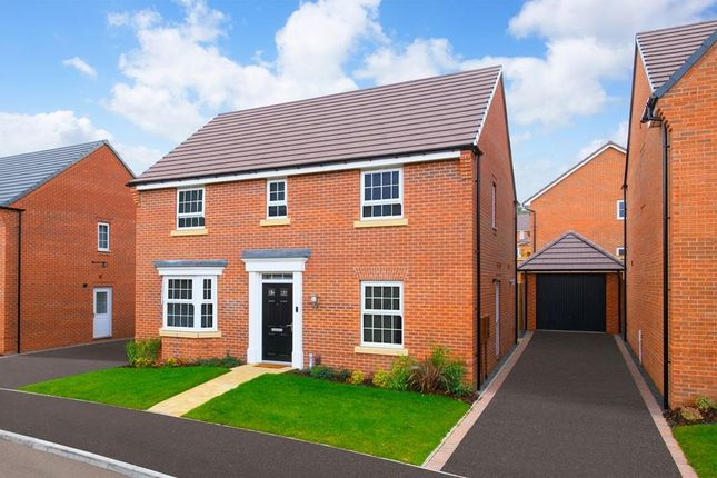 "4 bed detached house for sale in ""Bradgate"" at Riverston Close, Hartlepool TS26"