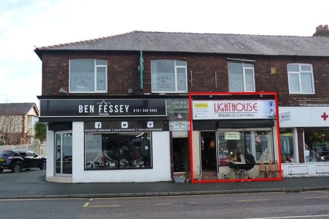 Thumbnail Commercial property to let in The Cross, Hoylake Road, Moreton, Wirral