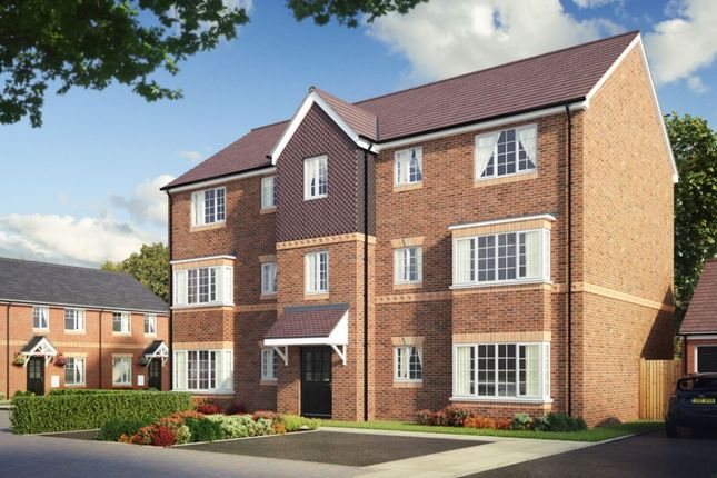 1 bed flat for sale in Barton Drive, Knowle, Solihull