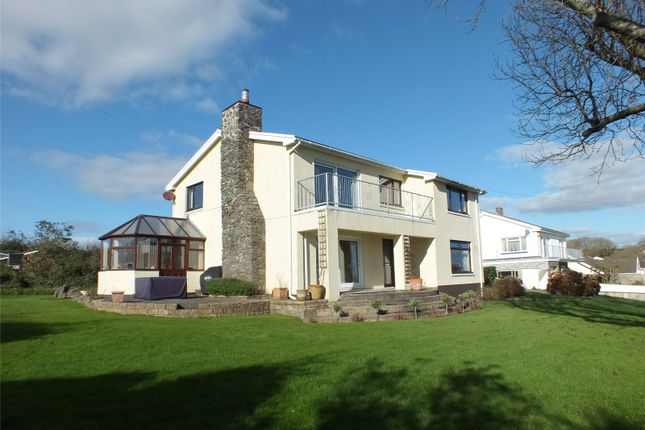 Thumbnail Detached house for sale in Lighthouse Drive, Llanstadwell, Pembrokeshire