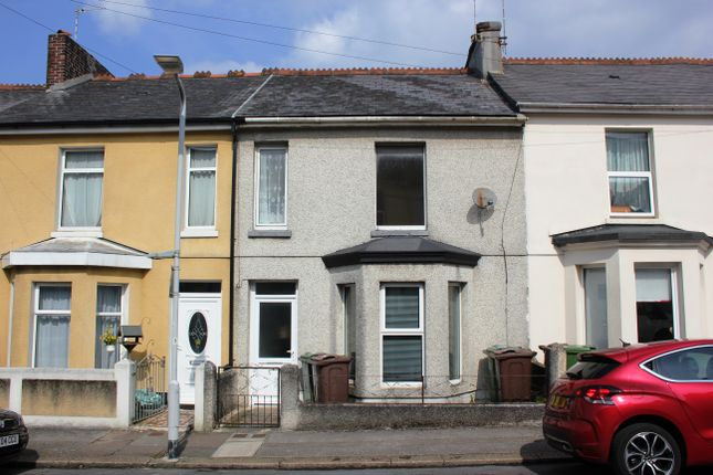 1 bed flat to rent in Alvington Street, Plymouth