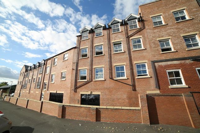 Thumbnail Flat for sale in Ten Tree Croft, Wellington, Telford