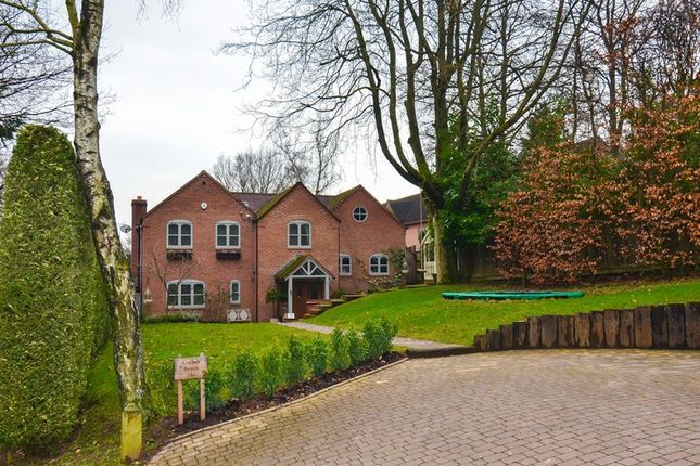 Thumbnail Detached house for sale in Cherry Hill Road, Barnt Green, Birmingham