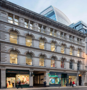 Thumbnail Office to let in 81 Gracechurch Street, London