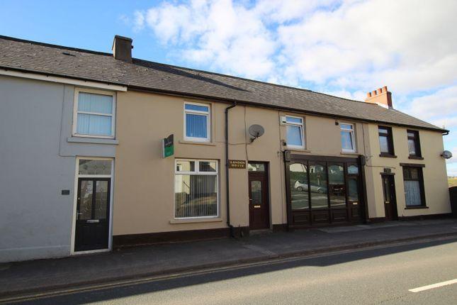 Thumbnail Terraced house for sale in Sennybridge, Brecon
