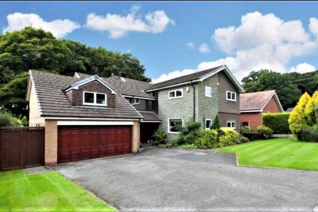 Thumbnail Detached house for sale in Ravenswood Drive, Heaton, Bolton