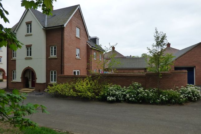 Thumbnail Semi-detached house to rent in Fitzgerald Court, Northampton
