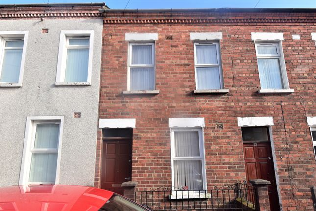 4 bed terraced house to rent in 70 Palestine Street, Belfast BT7