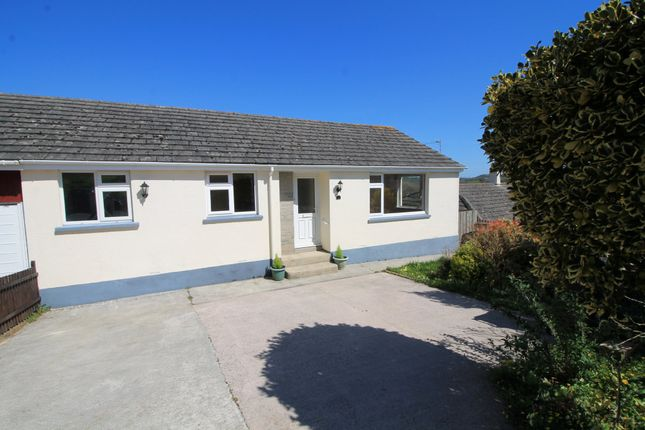 Thumbnail Semi-detached bungalow for sale in Town Park, Loddiswell, Kingsbridge