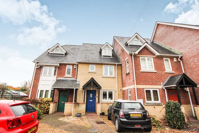 Thumbnail Town house for sale in Hill Lane, Southampton