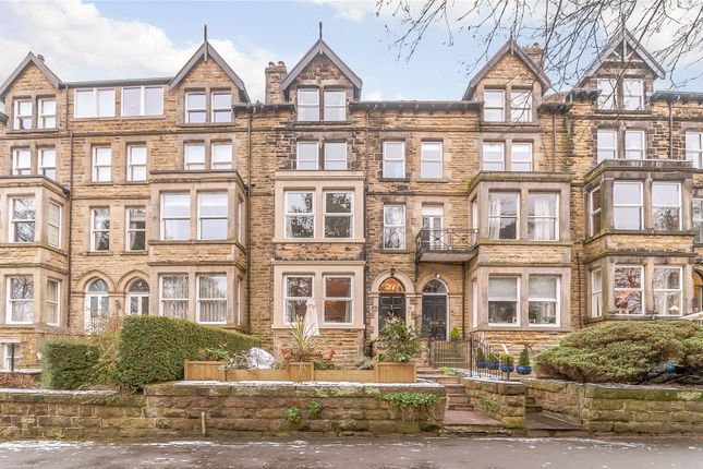 Thumbnail Terraced house for sale in Valley Drive, Harrogate, North Yorkshire