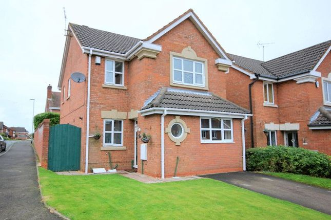 Thumbnail Detached house for sale in Peregrine Grove, Longton, Stoke-On-Trent