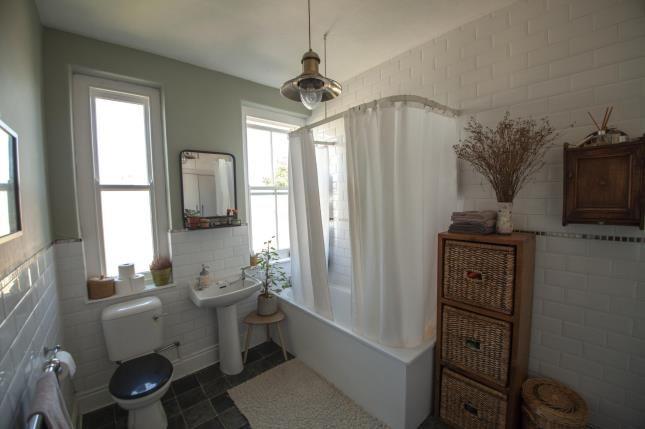 Bathroom of Rivieres Avenue, Colwyn Bay, Conwy LL29