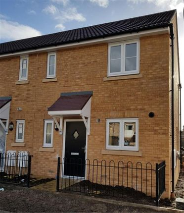 Example External of Woodroffe Square, Calne, Wilts SN11